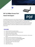 Router AWAP608 Datasheet