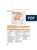 Mapa politico - ESPAÑA