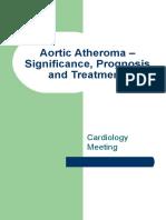 Aortic Atheroma