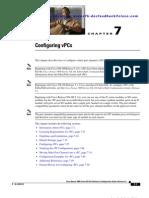 Configuring vPCs