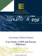 Case Studies Energy Efficiency Landfill Gas