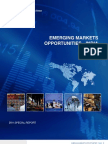 Emerging Markets Opportunities - India