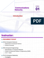 Ccnet Lec 01 Introduction