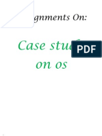 Case Study of Os