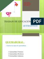 TRABAJO DE EDUCACIÓN FÍSICA