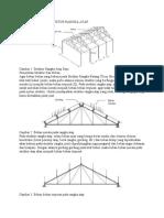 Analisis Desain Struktur Rangka Atap