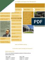 Cranfield Programme Structure Logpt