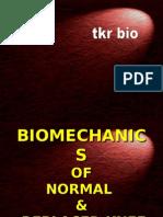 Biomech of N &Amp; TKR Knee