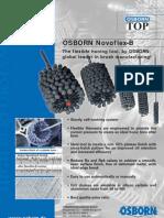 Osborn Novoflex-B Catalogue