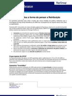 Estudo Salarial Hay Group Portugal 2009