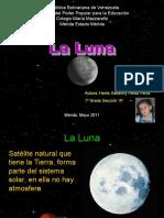 Expo Sic Ion de La Luna