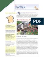 La Route Des Vins d' Alsace - Alsace France - France Monthly