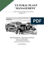 Agricultural Plant Pest Management