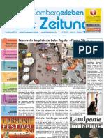 BadCambergErleben / KW 21 / 27.05.2011 / Die Zeitung als E-Paper