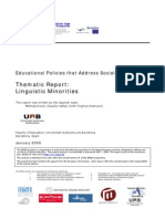 Thematic Report Lin