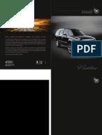 Escalade Brochure Eng 2010