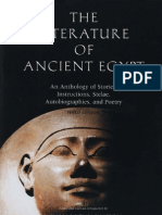 The Literature of Ancient Egypt - Kelly Simpson