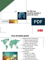 ABB - Inteligent Eletrocic Devices - IEDs