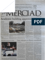 The Merciad, Oct. 17, 2001