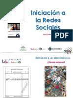 Primer taller de redes sociales para Andalucialab