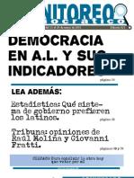 Monitoreo Democrático 21