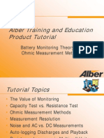WEB 01 Fundamentals of Monitoring and Ohmic Measurements