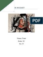 Efek Musik Mozart
