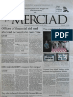 The Merciad, Feb. 14, 2002