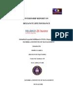 Reliance Life Insurance-Simple Saritha-0584