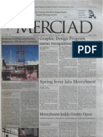 The Merciad, May 2, 2002