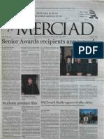 The Merciad, May 9, 2002