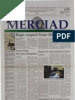 The Merciad, Oct. 24, 2002