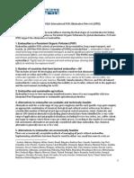 Endo Brief 2010 PAN (Pesticide Action Network) Ipen