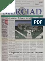 The Merciad, Dec. 12, 2002