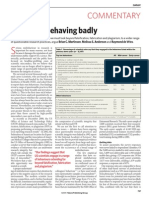 Nature - Scientists Behaving Badly