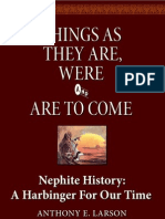Nephite History - A Harbinger for Our Time
