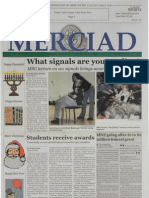 The Merciad, Dec. 19, 2002