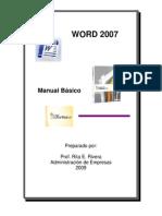ManualWORD 2007