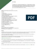 Font Management in OS X, Kurt Kang