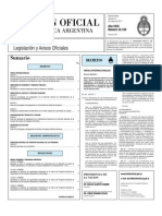Pliego de adjudicación de licencias