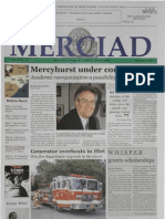 The Merciad, Feb. 6, 2003