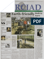 The Merciad, May 1, 2003
