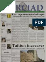 The Merciad, May 8, 2003