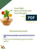 Food Fight 5.27.2011