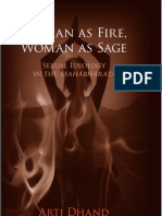 Woman as Fire