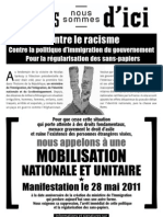 Tract_dailleurs Manif 28 Mai