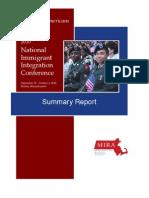 NIIC 2010 Summary Report