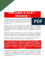 Tract_28mai2011 Racisme D-etat