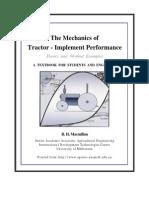 Tractor Mechanics