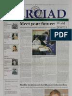 The Merciad, Oct. 29, 2003